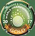 High Clandon CSWWC Gold Medal
