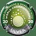 High Clandon CSWWC Silver Medal 2020