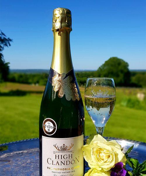 High Clandon Euphoria Cuvée 2016 vintage